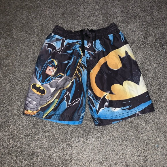 5572b03db8 DC Comics Swim   Batman Trunks   Poshmark